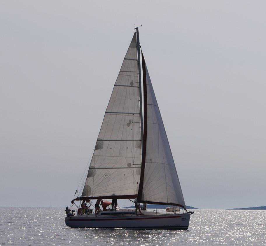 Ein Boot